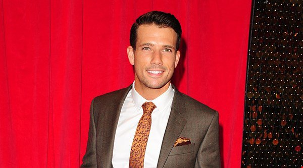 Danny Mac flashes his chest in first sequinned Strictly number