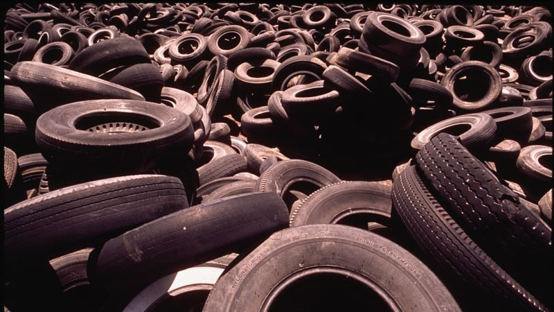 New Research Could Mean Biodegradable Rubber Tires