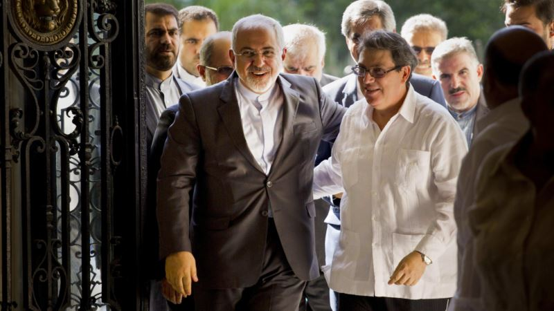 Iran Says Will Open New Chapter in Relations With Cuba