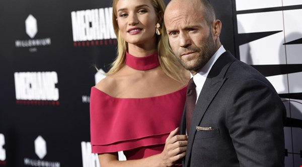 Jason Statham says his failure to represent Britain in Olympic diving is a 'sore point'