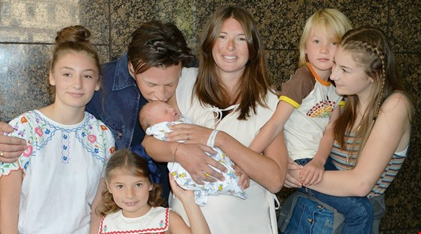 Jamie and Jools Oliver appear to have revealed their baby son's name – and it's super-cute