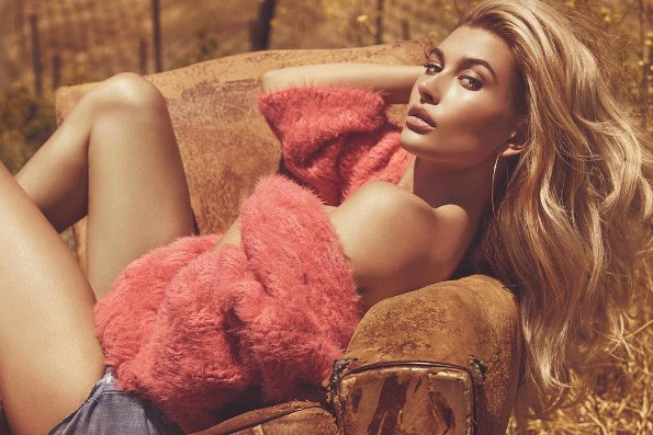 Hailey Baldwin Just Announced Her First Make-Up Collaboration