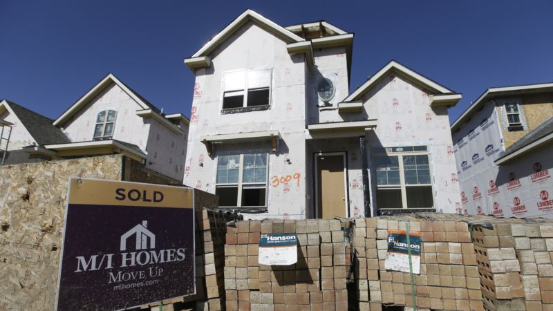 US New Home Sales Surge