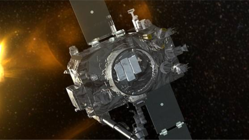 NASA Finds 'Lost' Space Probe