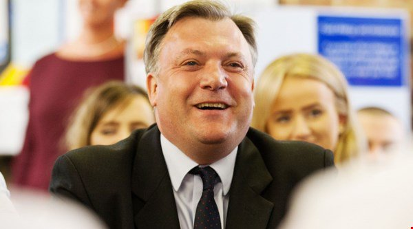 Ed Balls bonds with new Strictly co-star as the glamorous behind the scenes action is revealed
