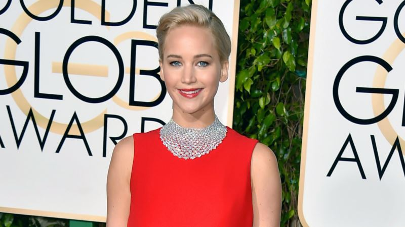Forbes: Jennifer Lawrence is World's Highest-paid Actress