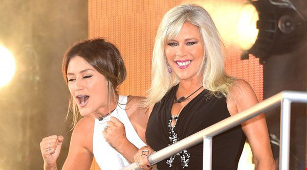 Samantha Fox and Katie Waissel evicted from Celebrity Big Brother house