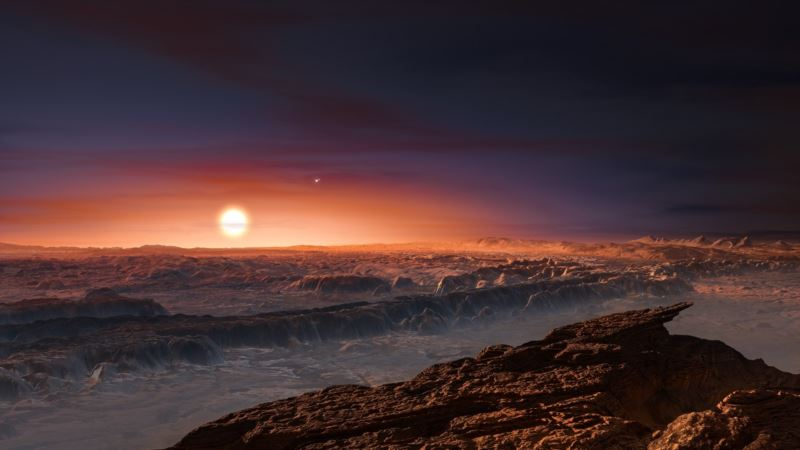 Earth 2.0 Just Over 4.2 Light Years Away