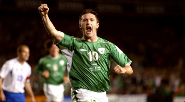 Five of Robbie Keane's most memorable goals for the Republic of Ireland