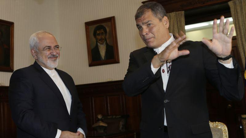 Iran, Ecuador Discuss Ways to Strengthen Oil Prices