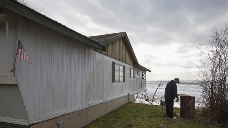 Report: Sea Level Rise Worries Home Buyers