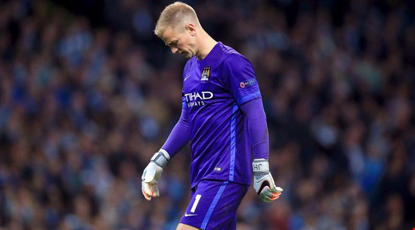 7 inspirational quotes about overcoming adversity to comfort Joe Hart in these dark times