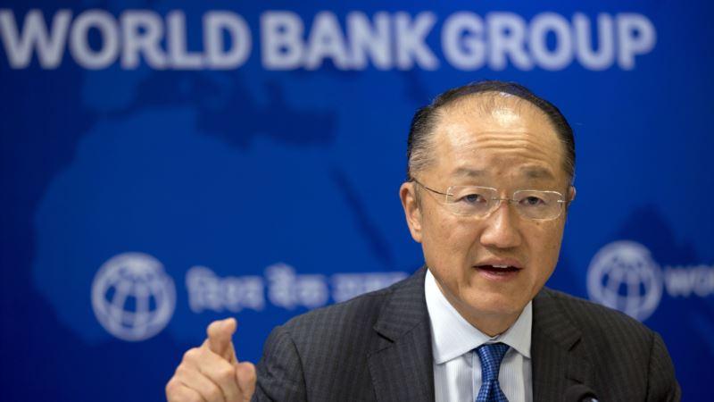 Washington Taps World Bank's Kim for 2nd Term