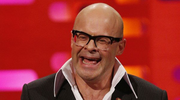 Forget TV Burp, Harry Hill returns to ITV with out-of-this-world new alien panel show