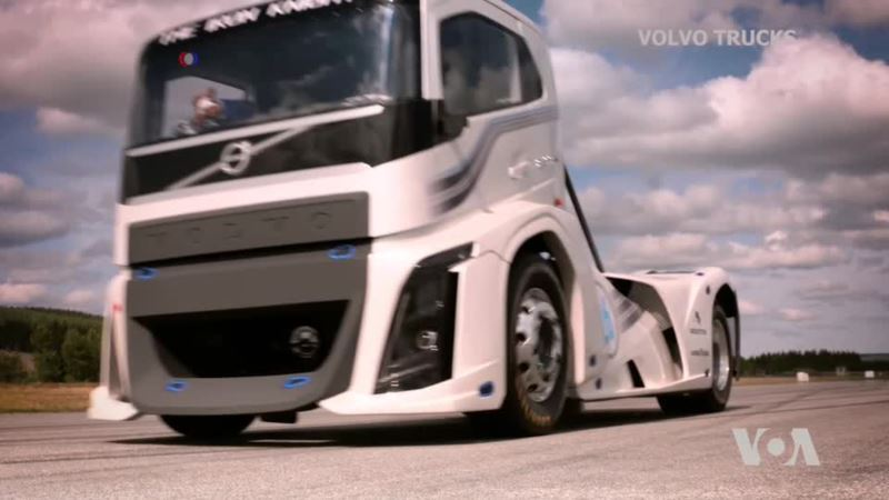 Volvo Breaks Its Record for Fastest Truck on Earth