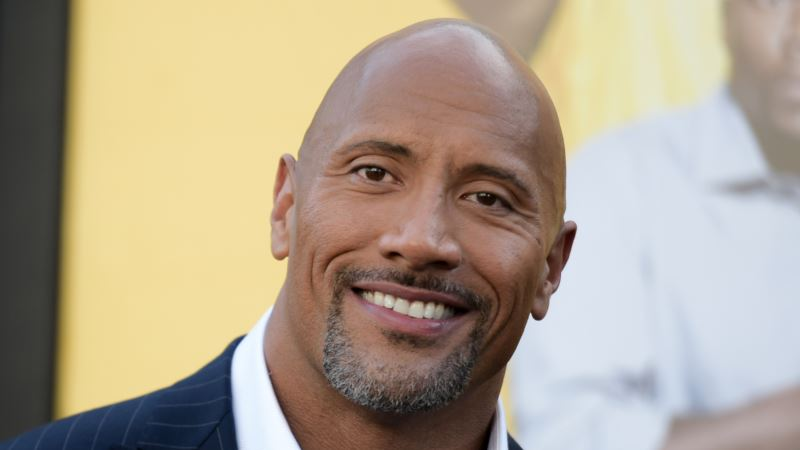 'The Rock' Tops Forbes' Highest-Paid Actor List
