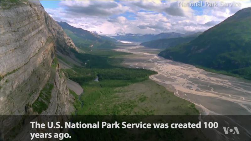 US National Park Service Celebrates Centennial