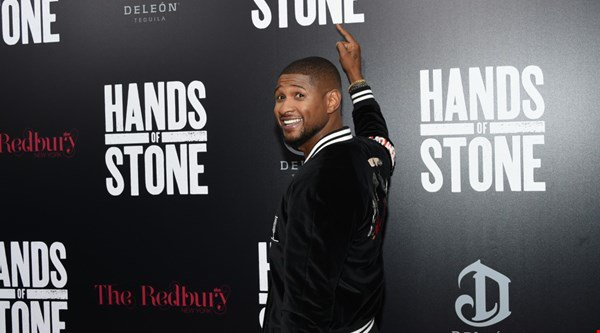 How Usher got the body of an athlete to play Sugar Ray Leonard