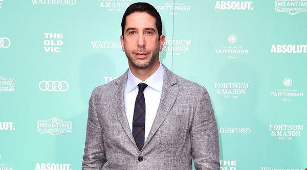 David Schwimmer targeted James Corden in Drop The Mic segment