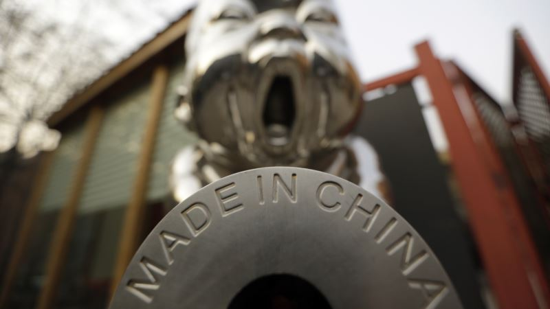 Chinese Goods Are Everywhere, But Brands Underperform