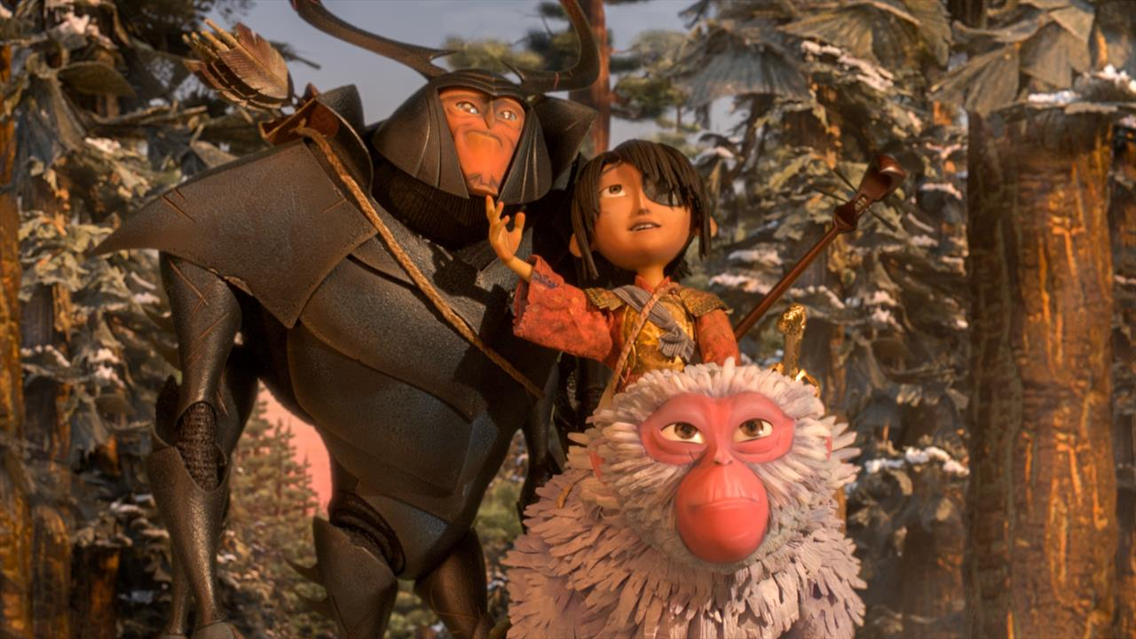 Kubo and the Two Strings review – unmissable