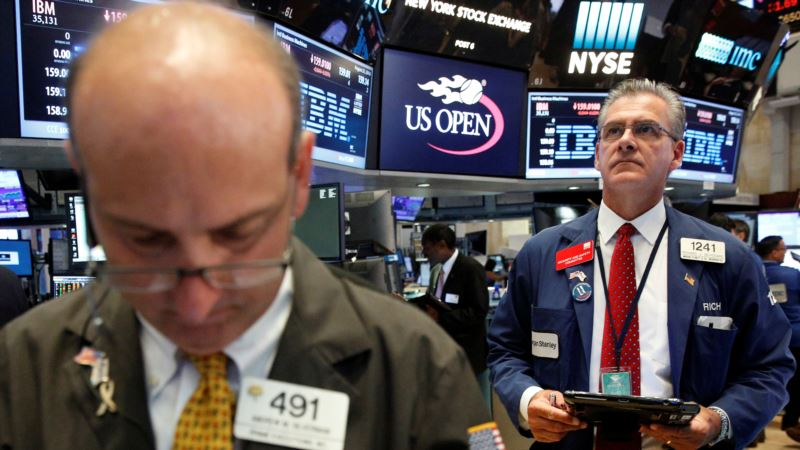 Quiet US Trading Week Comes to Stormy End