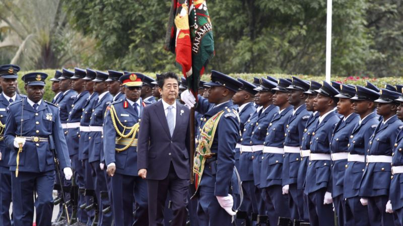 African-Japanese Trade Deals Expected From Summit