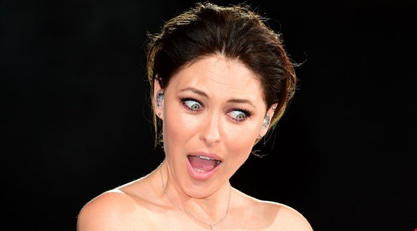 Emma Willis earns both viewers' sympathy and anger as she attempts to interview unco-operative CBB winner Bear