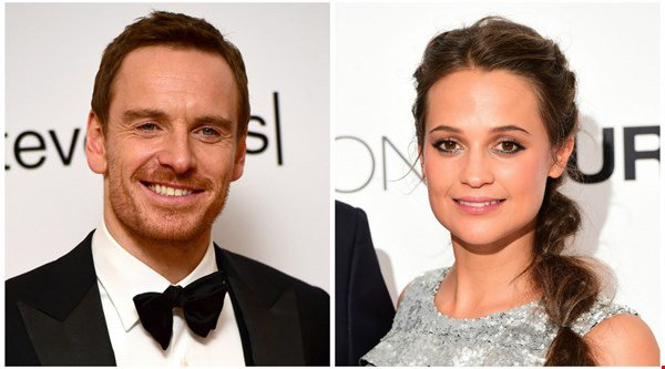 Michael Fassbender and Alicia Vikander insist their relationship will remain private
