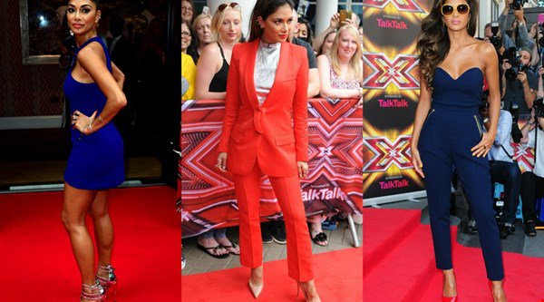 Scha-mazing sartorial style: a look back at Nicole Scherzinger's top X Factor outfits