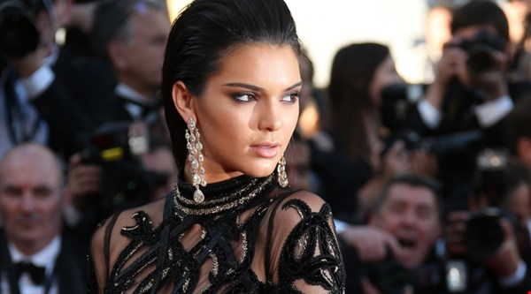 What has Kendall Jenner done to get banned from Uber?